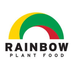 Rainbow Plant Food Logo