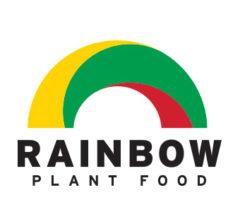 Rainbow Plant Food Logo